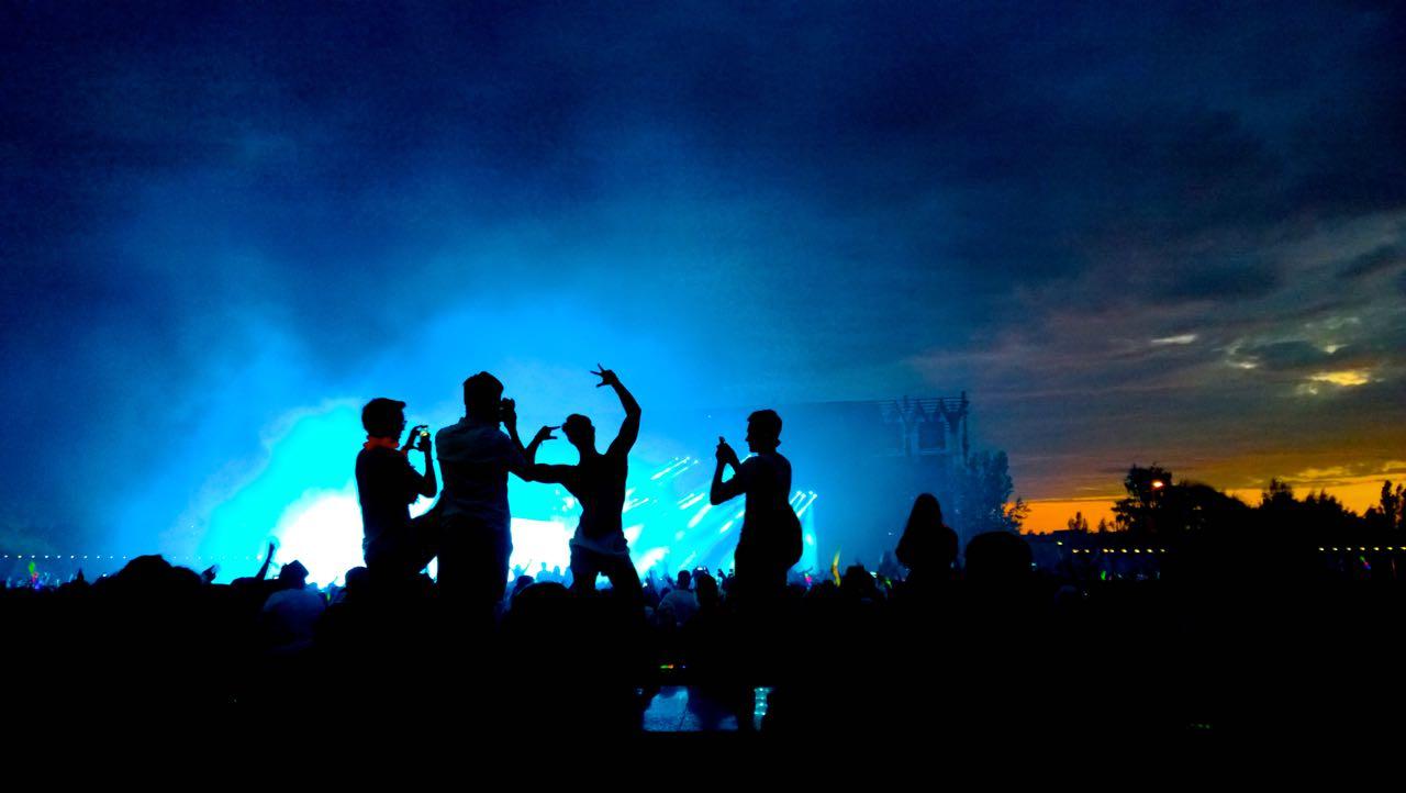 Weekend Festival copyright Pasi Kostiainen/Anakonda