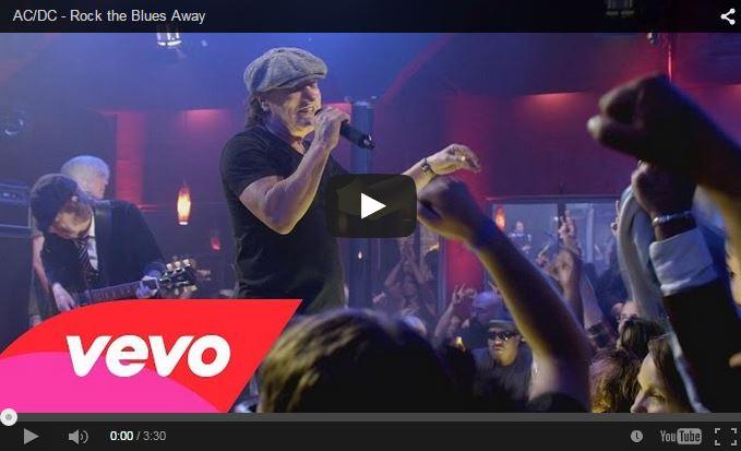 Paluu pubin lavalle! - Katso AC/DC:n uusi video