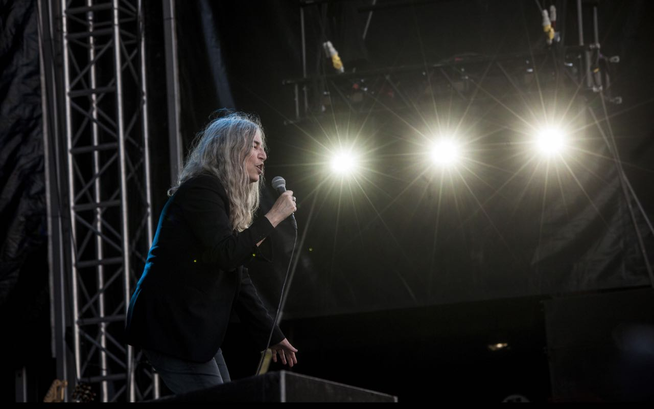 Patti Smith Ruisrock 2016