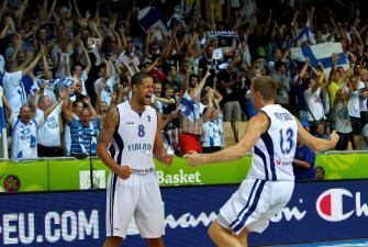 Susijengi, Suomen koripallomaajoukkue, koris, Bilbao, 2014